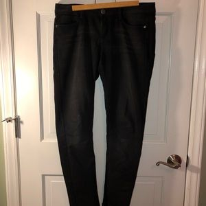 No Boundaries Black Skinny Jeans